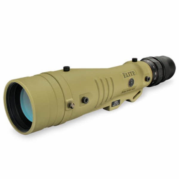 Bushnell Elite Tactical 8-40x60 Spotting Scope