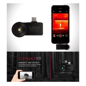 SEEK Compact XR Thermal imaging