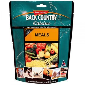 Back Country Cuisine Meals