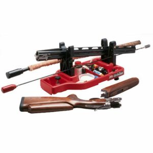 MTM SITE-N-CLEAN RIFLE REST SHOOTING RED