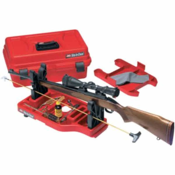 MTM Site-N-Clean Rifle Rest and Shooting Case