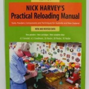 Nick Harvey Reloading Manual 10th Edition